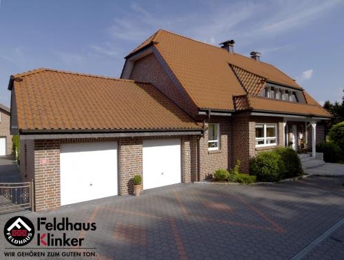 Клинкерный кирпич Feldhaus Klinker K300NF lava liso