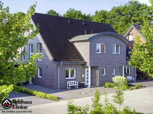Клинкерный кирпич Feldhaus Klinker K388NF cerasi ferrum liso