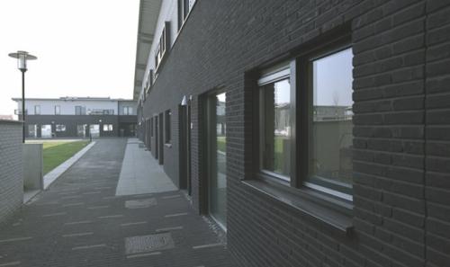 Кирпич ручной формовки Vandersanden 533 Morvan Wasserstrich