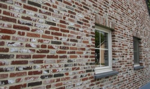 Кирпич ручной формовки Vandersanden 90 Oud Warande