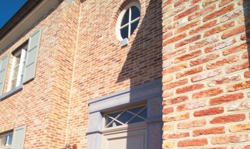 Кирпич ручной формовки Vandersanden 60 Oud Brabant