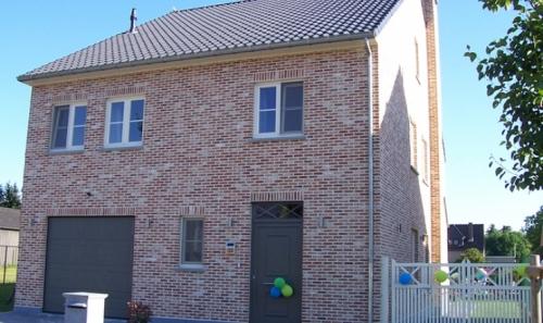 Кирпич ручной формовки Vandersanden 103 Oud Kapelle