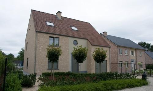 Кирпич ручной формовки Vandersanden 80 Oud Leie