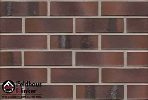 Клинкерный кирпич Feldhaus Klinker K561NF carbona ardor maritimo