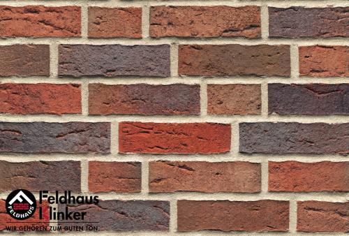 Клинкерный кирпич Feldhaus Klinker K661NF sintra lava maris