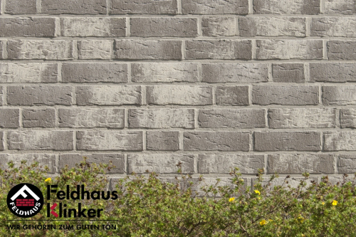 Клинкерный кирпич Feldhaus Klinker K682NF sintra argo blanco
