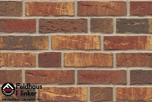 Клинкерный кирпич Feldhaus Klinker K686NF sintra ardor calino
