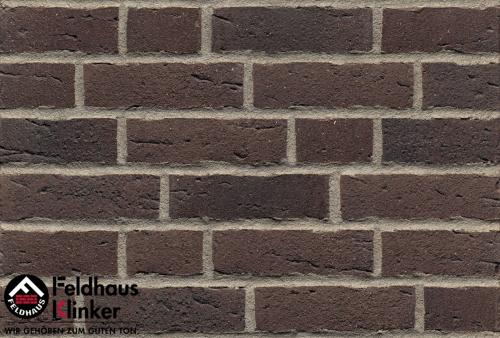 Клинкерный кирпич Feldhaus Klinker K697NF sintra geo