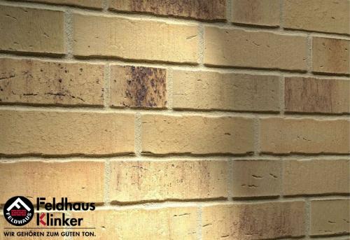 Клинкерный кирпич Feldhaus Klinker K734NF vascu sabiosa ocasa Wasserstrich