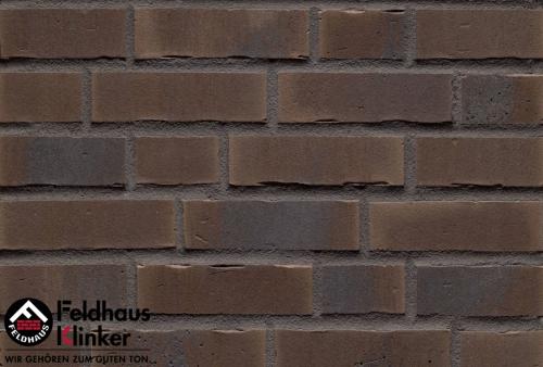 Клинкерный кирпич Feldhaus Klinker K745NF vascu geo venito Wasserstrich