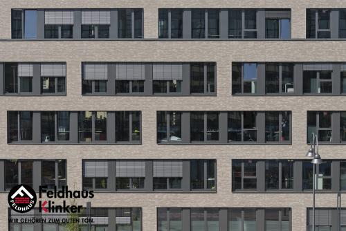 Клинкерный кирпич Feldhaus Klinker K764NF vascu argo rotado Wasserstrich