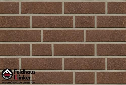 Клинкерный кирпич Feldhaus Klinker K550NF geo sabio