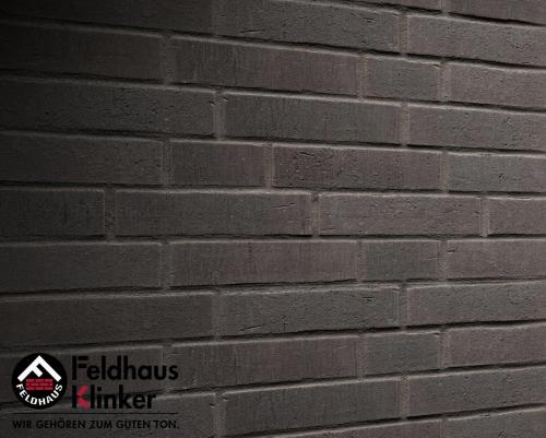 Клинкерный кирпич Feldhaus Klinker K706NF vascu vulkano petino