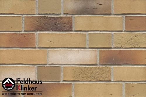 Клинкерный кирпич Feldhaus Klinker K915NF vario sabiosa elabi
