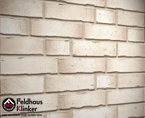 Клинкерный кирпич Feldhaus Klinker K940NF Premium vario argo albula
