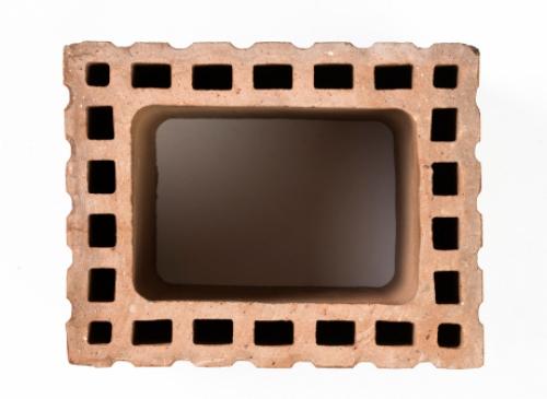Керамический блок KERAKAM VENT