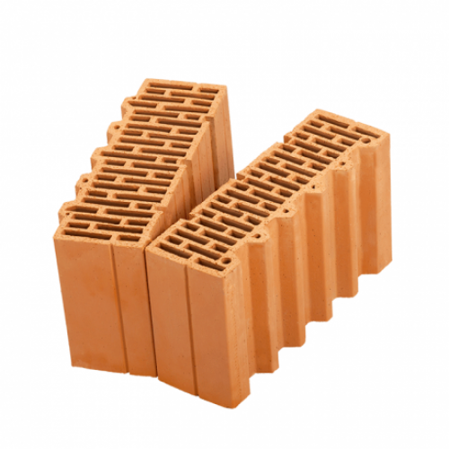 Керамический блок Porotherm 38 доборный элемент