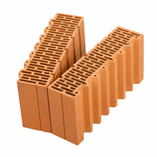 Керамический блок Porotherm 51 доборный элемент