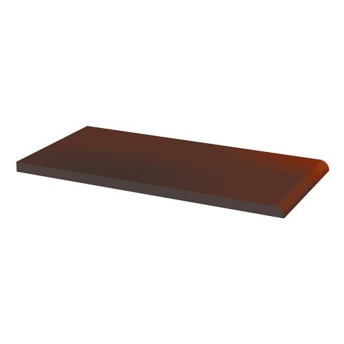 Paradyz Cloud Brown (Plain) подоконник гладкий