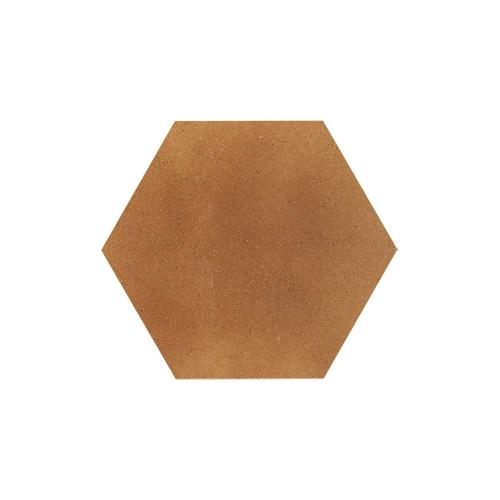 Paradyz Aquarius Brown Heksagon плитка напольная