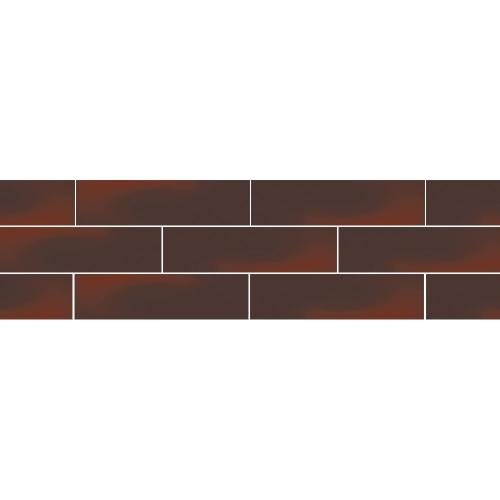 Paradyz Cloud Brown (Plain) плитка фасадная гладкая