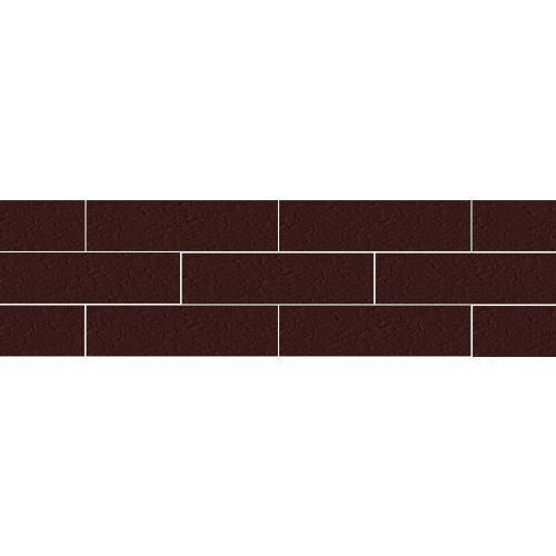 Paradyz Natural Brown DURO плитка фасадная структурная