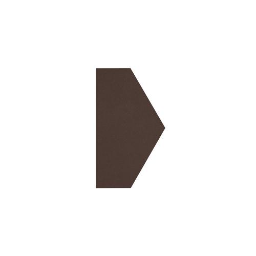 Paradyz Natural Brown (Plain) Polowa декор напольный