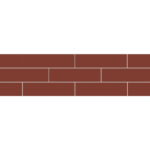 Paradyz Natural Rosa (Plain) плитка фасадная гладкая