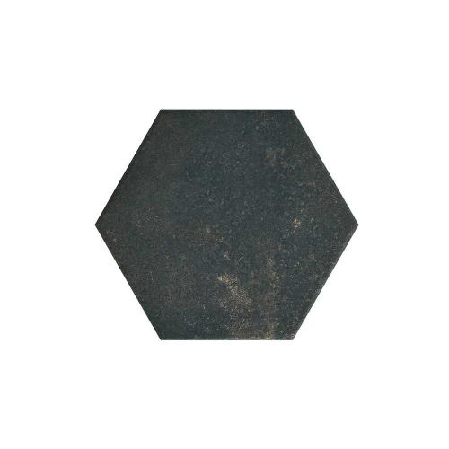 Paradyz Scandiano Brown Heksagon плитка напольная