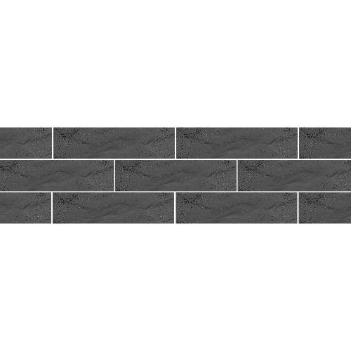 Paradyz Semir Grafit плитка фасадная структурная