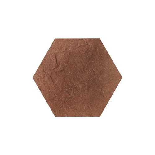 Paradyz Taurus Brown Heksagon плитка напольная