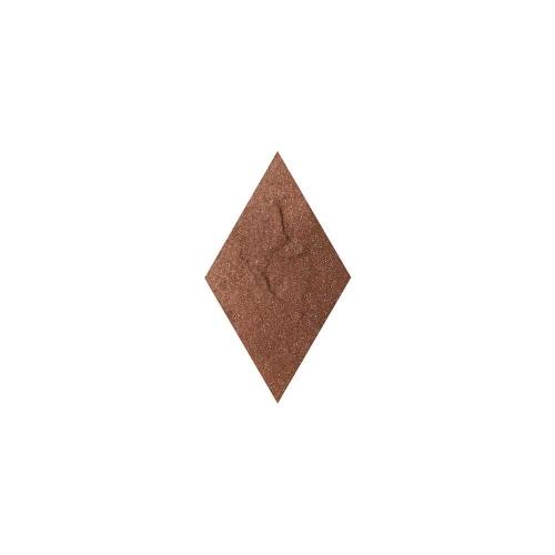 Paradyz Taurus Brown Romb декор напольный