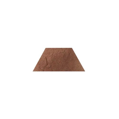 Paradyz Taurus Brown Trapez декор напольный