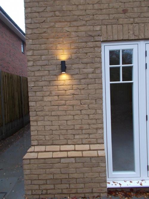Кирпич ручной формовки Vandersanden 74 А5.Sunset Gold