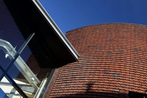 Кирпич ручной формовки Vandersanden 096 A4. Locarno