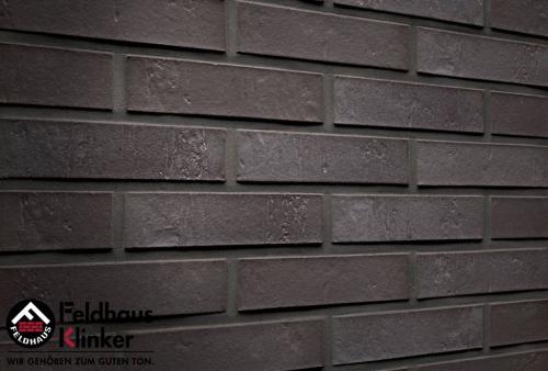 Клинкерная плитка Feldhaus Klinker accudo cerasi ferrum R720NF14 240x14x71 мм