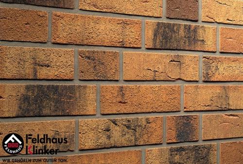 Клинкерная плитка Feldhaus Klinker amari senso R286NF14 240x14x71 мм