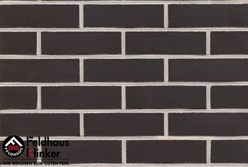 Клинкерная плитка Feldhaus Klinker anthracit liso R700DF9 240x9x52 мм