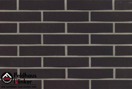Клинкерная плитка Feldhaus Klinker anthracit liso R700NF9 240x9x71 мм