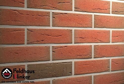 Клинкерная плитка Feldhaus Klinker ardor liso R307NF14 240x14x71 мм
