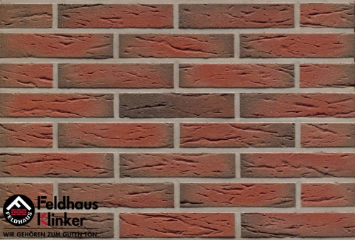 Клинкерная плитка Feldhaus Klinker ardor mana R436DF9 240x9x52 мм