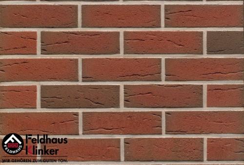 Клинкерная плитка Feldhaus Klinker ardor rustico R307DF9 240x9x52 мм