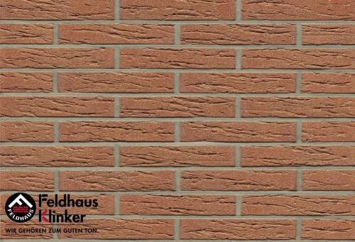 Клинкерная плитка Feldhaus Klinker bronze mana R214NF14 240x14x71 мм