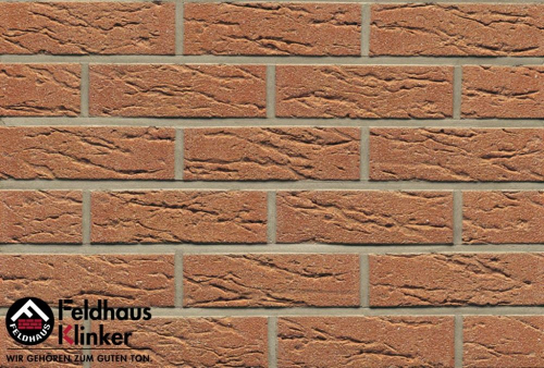 Клинкерная плитка Feldhaus Klinker bronze mana R214NF9 240x9x71 мм