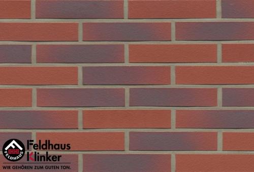 Клинкерная плитка Feldhaus Klinker carmesi antic liso R356NF14 240x14x71 мм