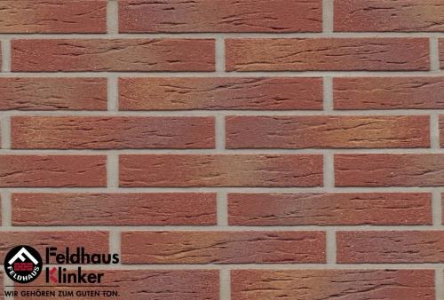 Клинкерная плитка Feldhaus Klinker carmesi multi mana R332DF9 240x9x52 мм
