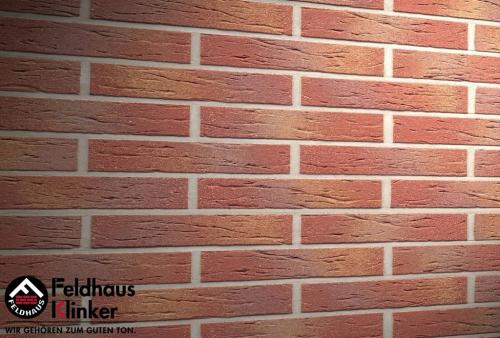 Клинкерная плитка Feldhaus Klinker carmesi multi mana R332NF9 240x9x71 мм