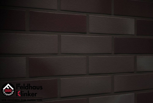 Клинкерная плитка Feldhaus Klinker ferrum liso R384NF14 240x14x71 мм