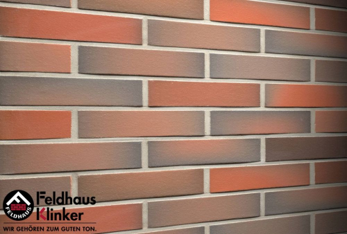 Клинкерная плитка Feldhaus Klinker galena terreno viva R484NF14 240x14x71 мм