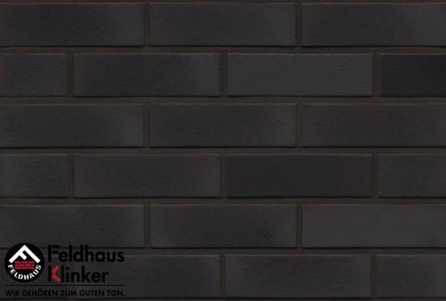 Клинкерная плитка Feldhaus Klinker geo ferrum liso R509DF14 240x14x52 мм